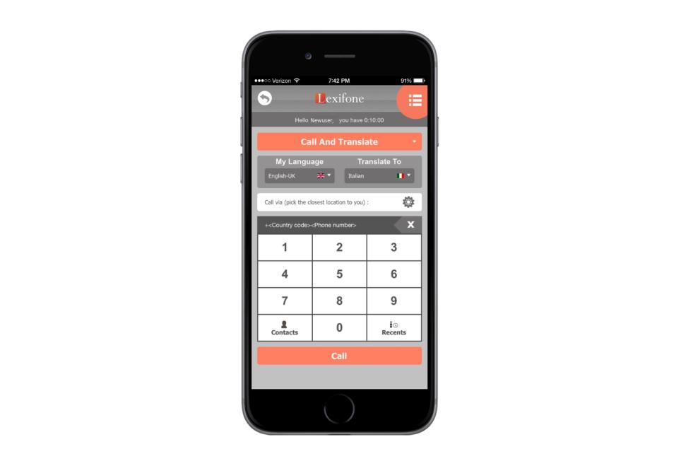 lexifone app