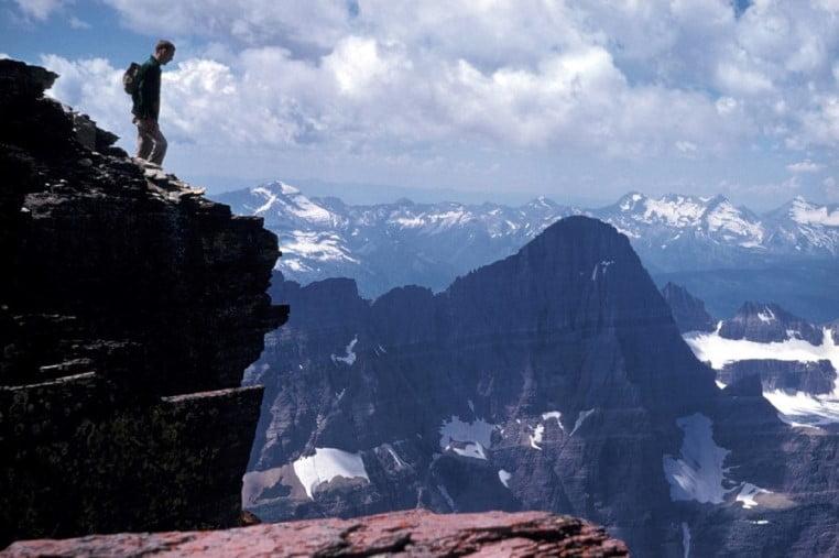 Climber on Mountain via Flickr