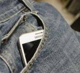 samsung in jeans pocket