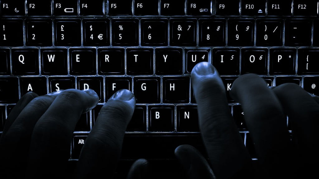 Illustrative photo of a hacker. Wikimedia