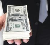 hand money cash fundraising vc benjamins
