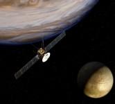 JUICE spacecraft illustration