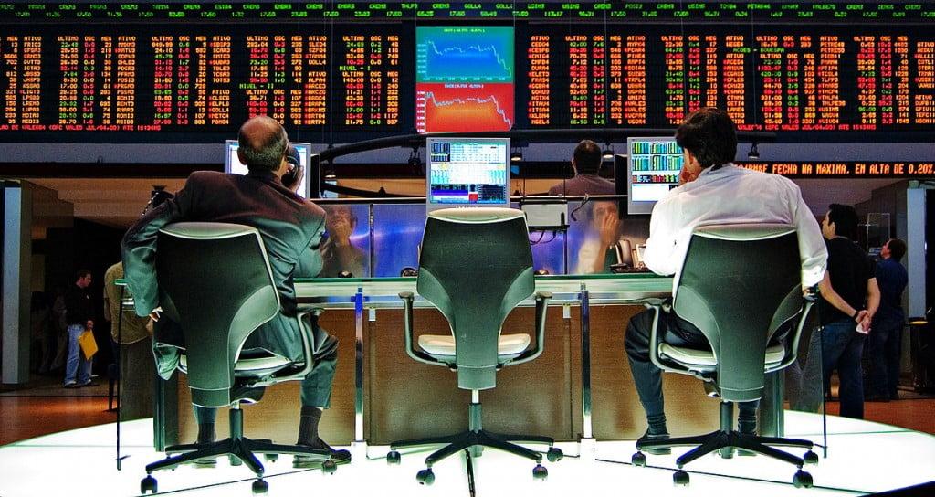 São Paulo Stock Exchange. Photo by Rafael Matsunaga via Flickr