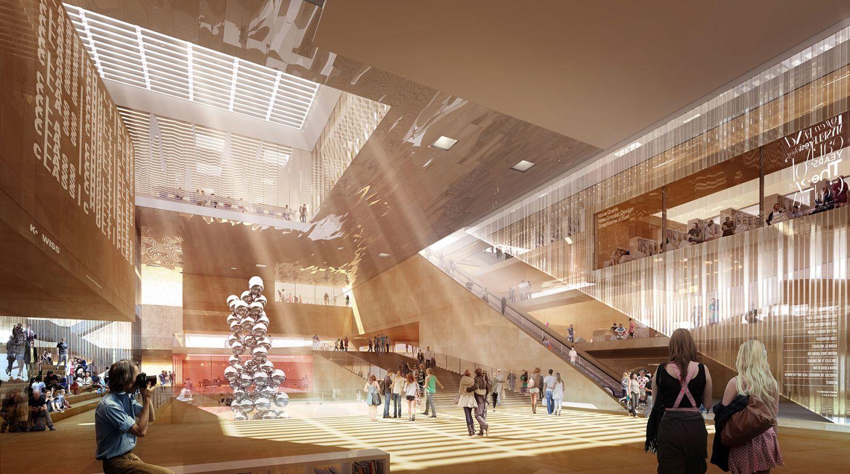 Israeli Architect Eran Chen Changing New York