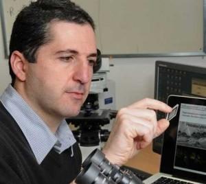 Dr. Yaakov Nahmias. Courtesy of The Hebrew University of Jerusalem