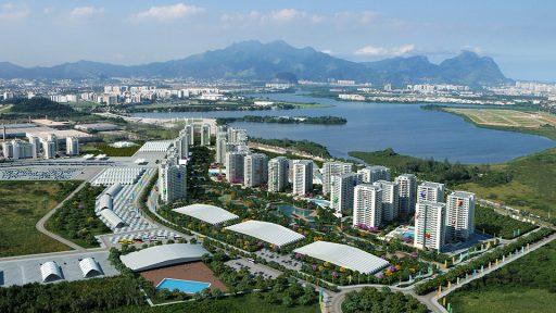 Olympic Village, Rio, Brazil