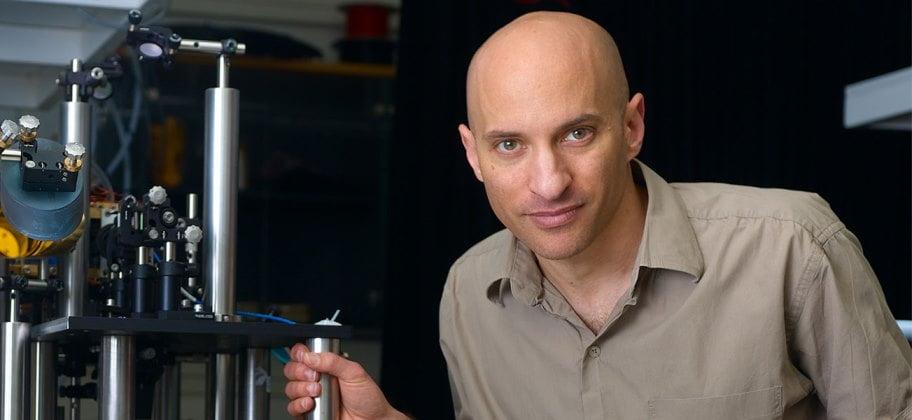 Prof. Jeff Steinhauer