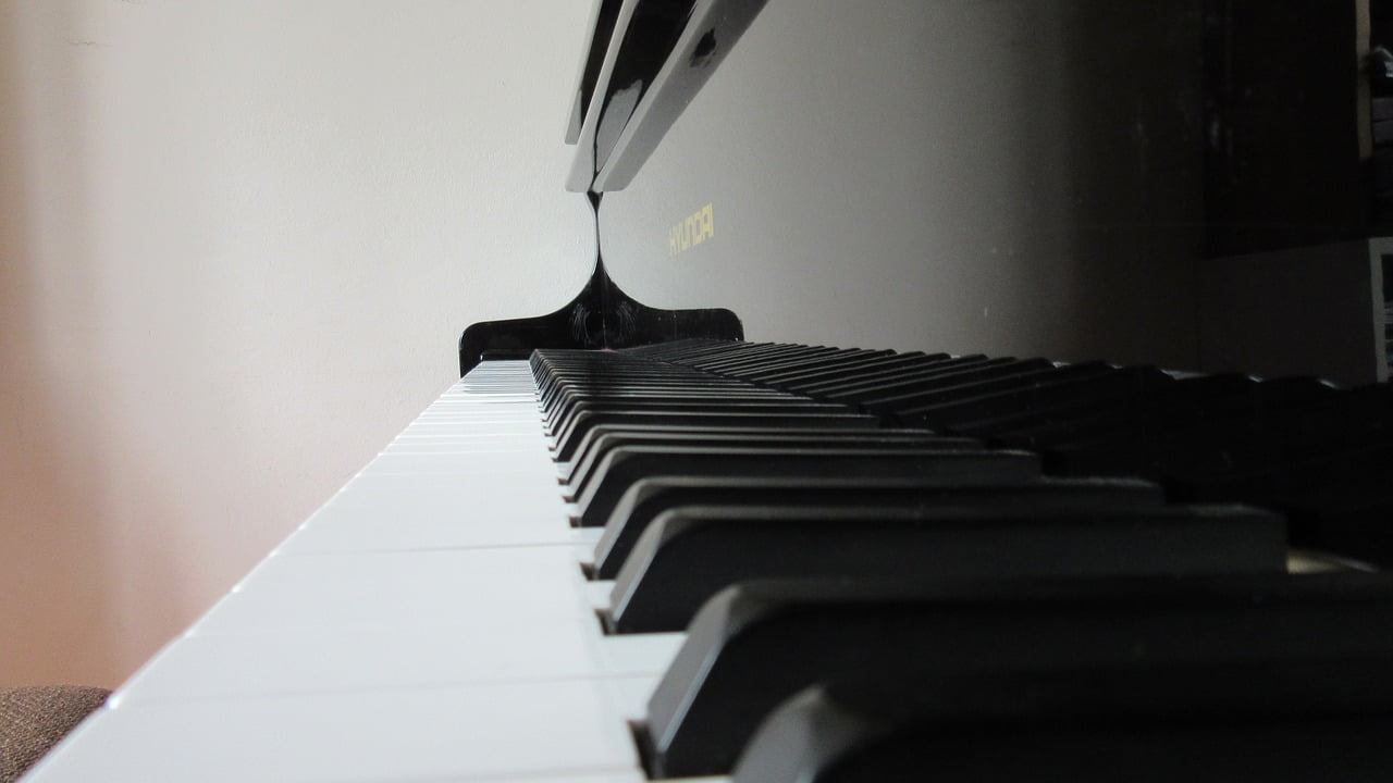 Piano Keys. Courtesy