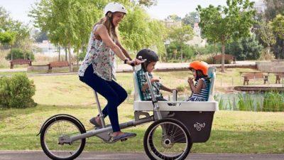 taga 2.0 stroller bike
