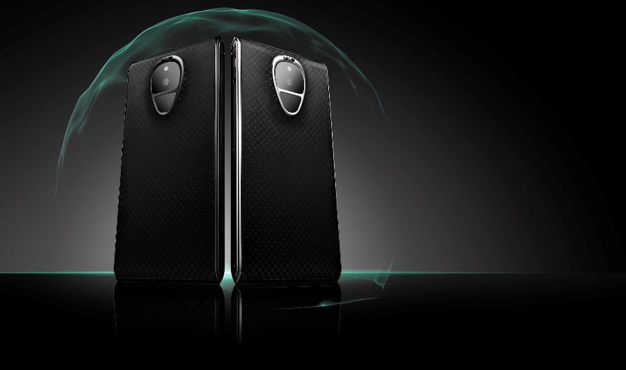 SOLARIN smartphone by Sirin Labs