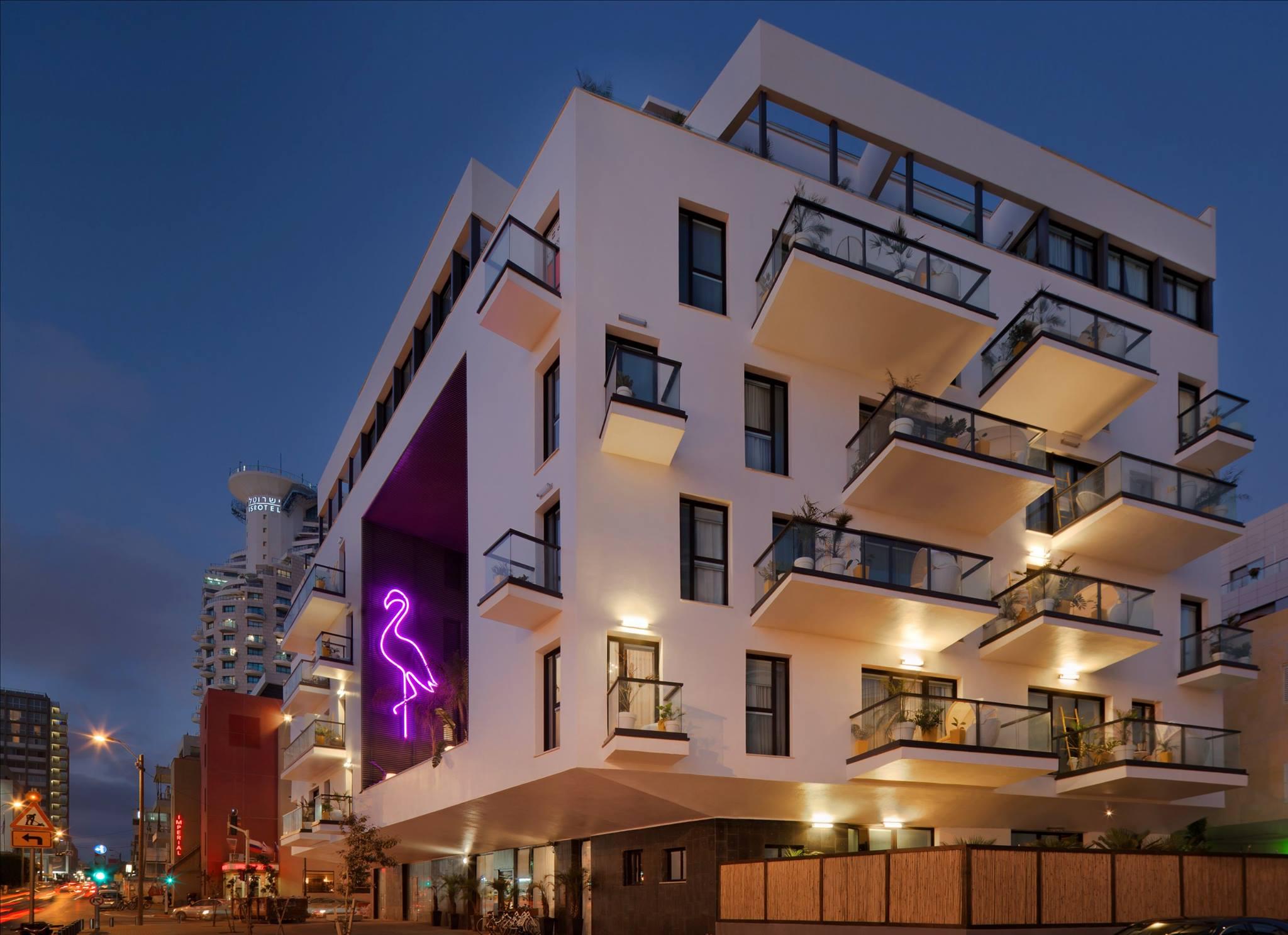 Brown Beach House - hotel in Tel Aviv