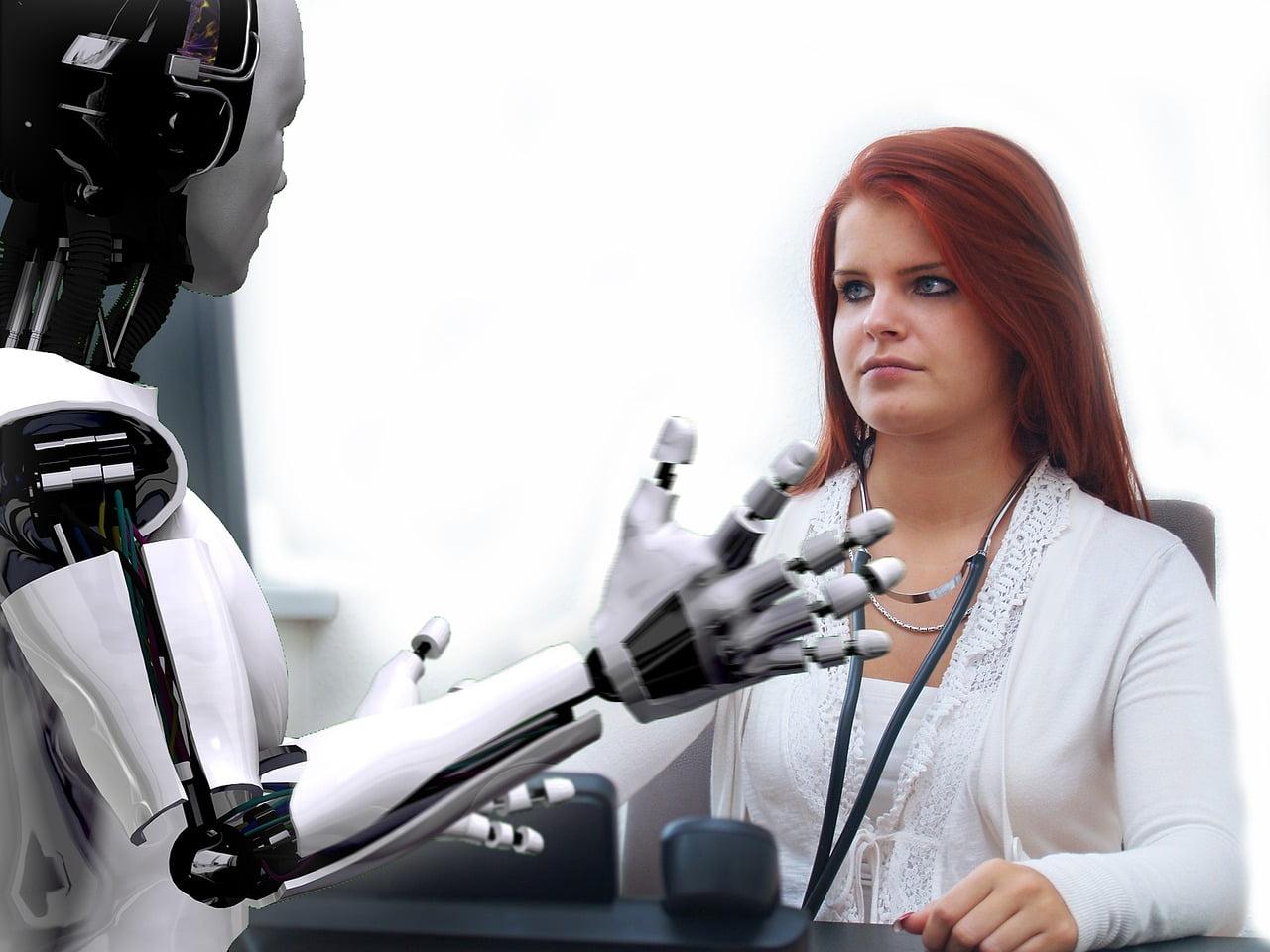Robot. Photo via Honda's YouTube