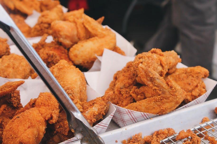 Fried Chicken via Brian Chan/Unsplash