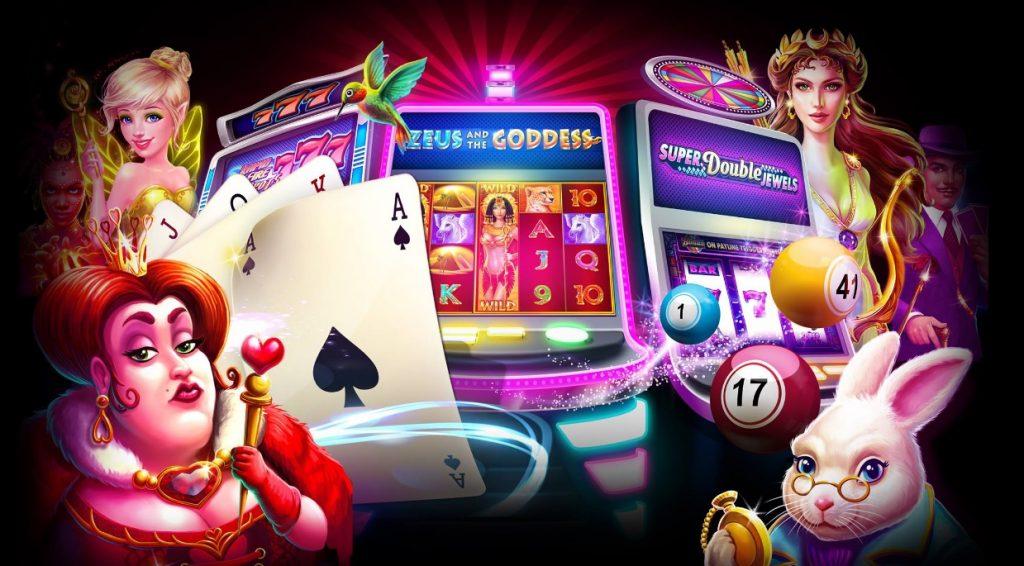 Playtika games. Screenshot