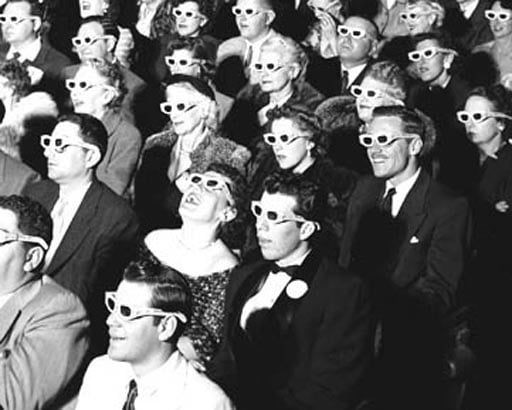 3d without glasses cinema