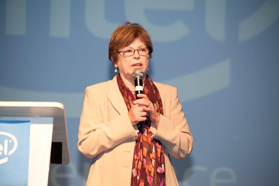 Maxine Fassberg. Courtesy of Intel Israel