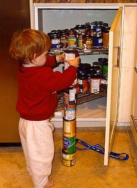 Autism, Child stacking, child Autism,