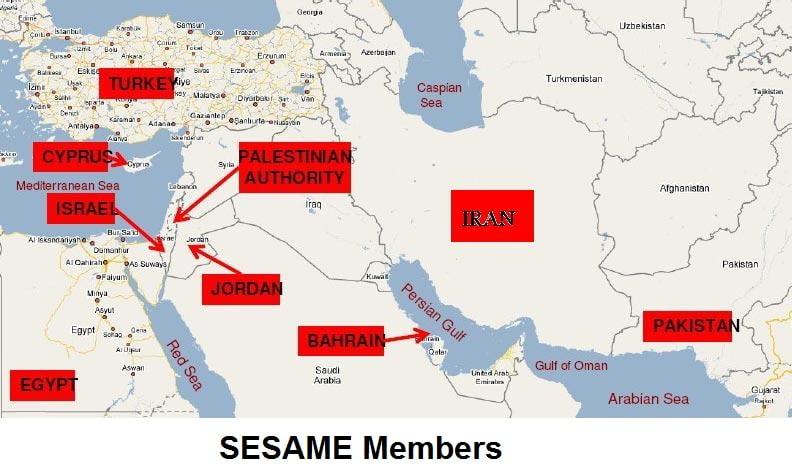 Sesame Members. Courtesy of Sesame