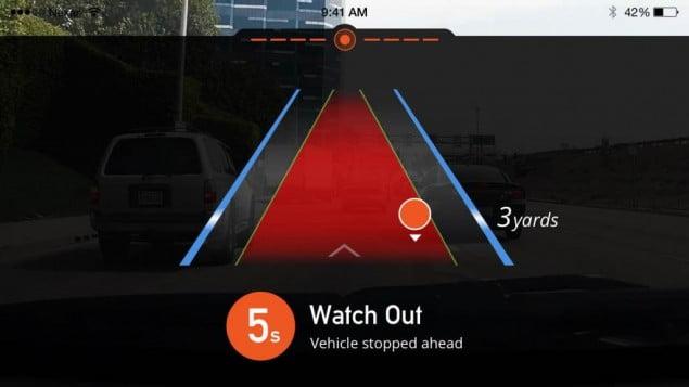 Nexar, car, car accident, warning