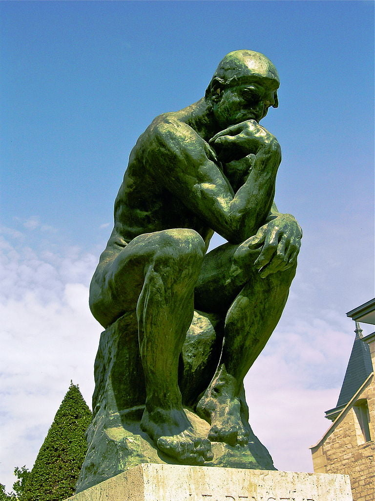 the-thinker-by-rodin