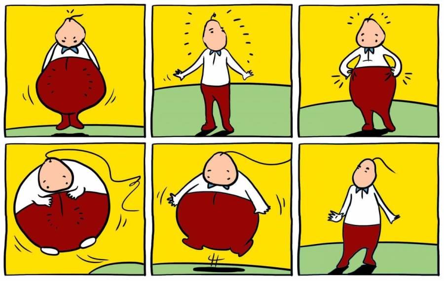 Yo-Yo Diet. Courtesy
