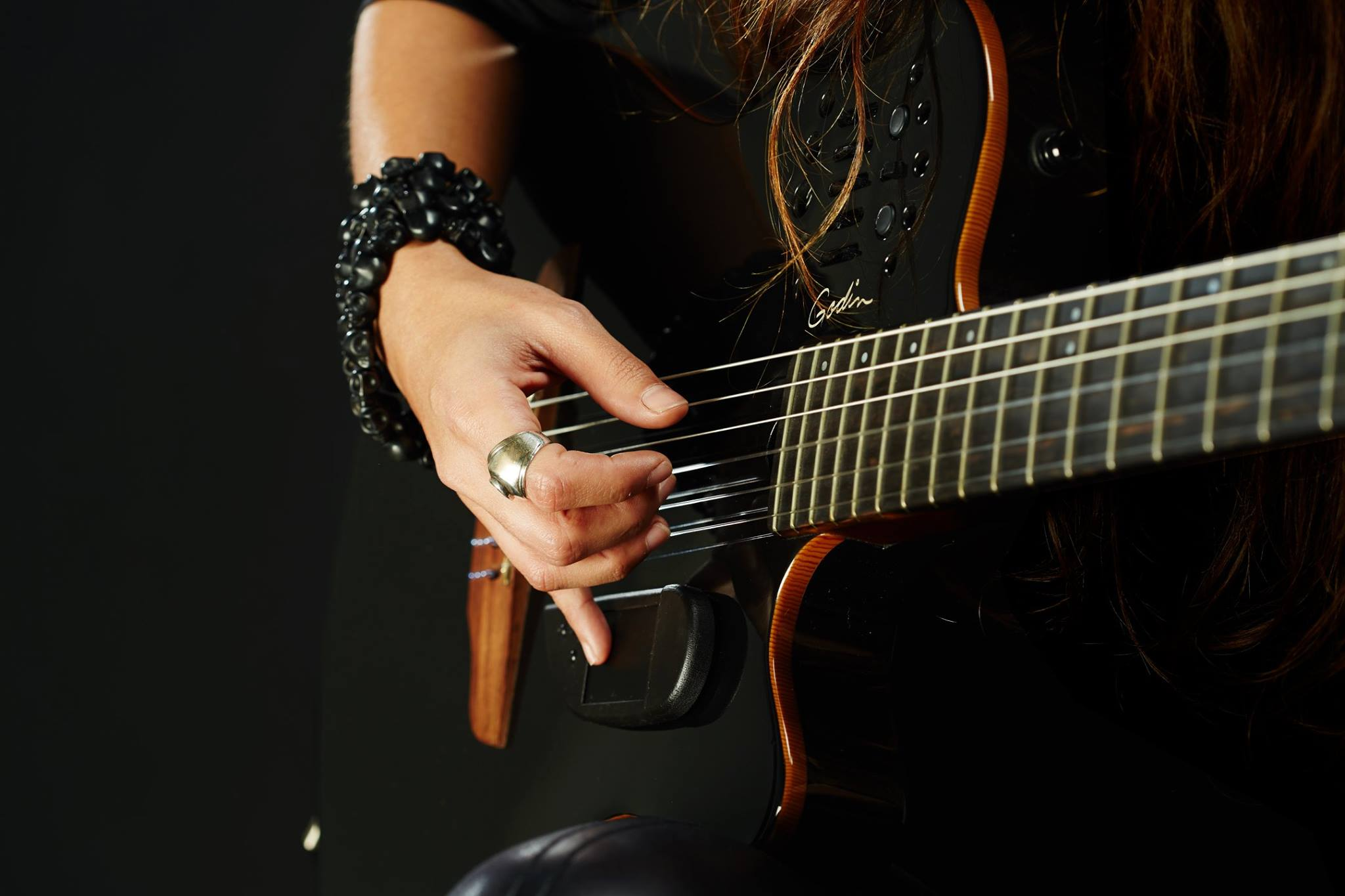Revpad Wireless Guitar Effects Touchpad. Courtesy