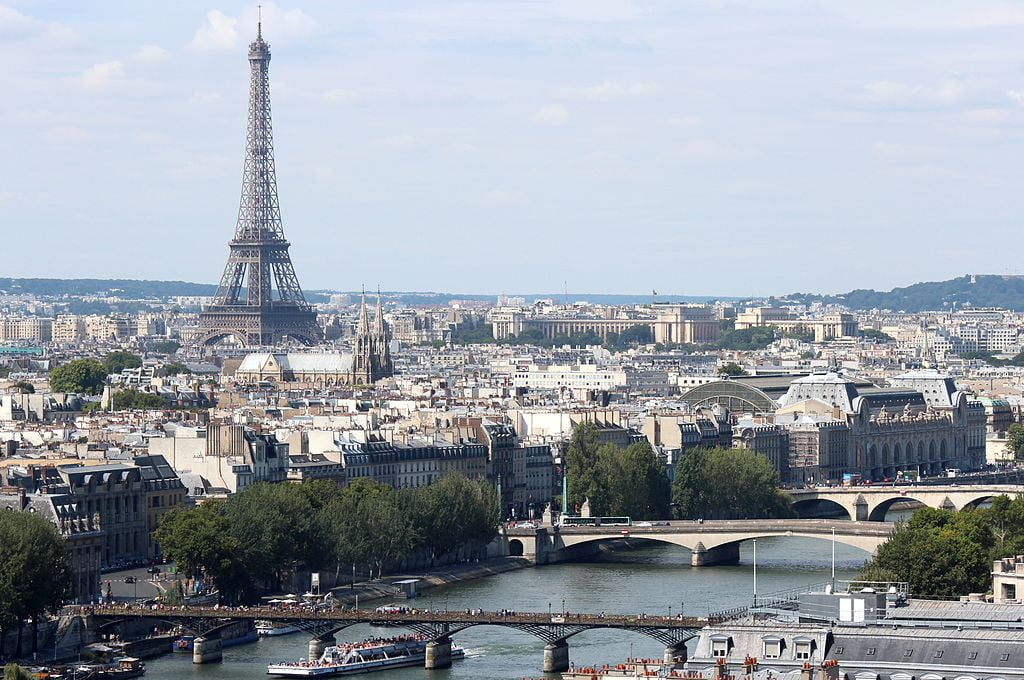 Paris, France via Zinneke/WikiCommons