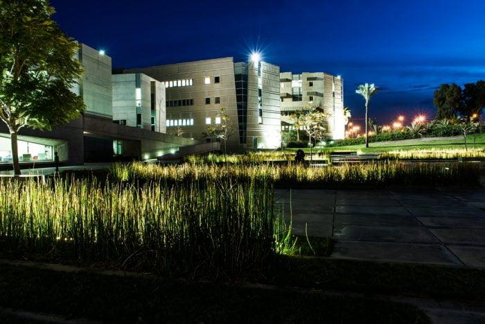 Ben-Gurion University campus