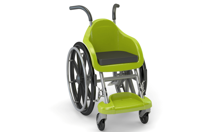Wheelchairs of Hope. Courtesy