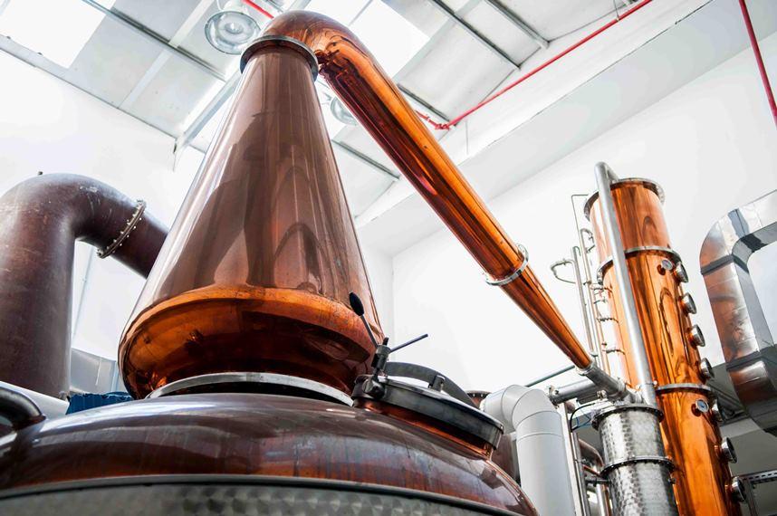 Milk & Honey Distillery. Photo via M&H's Facebook Page