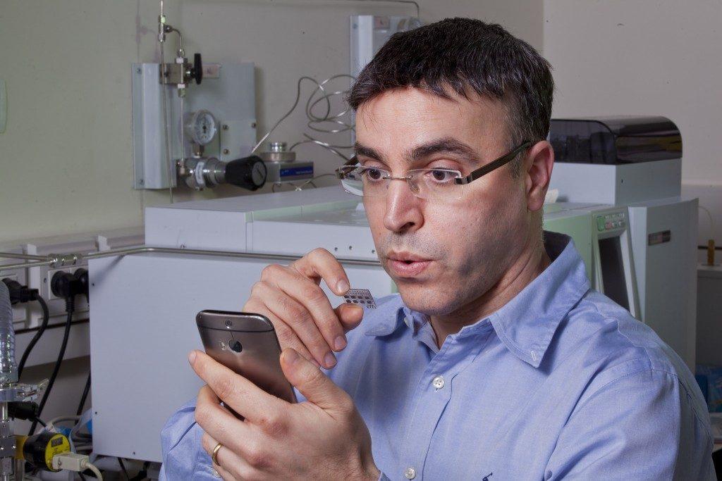 Professor Hossam Haick. Courtesy of Technion-Israel Institute of Technology