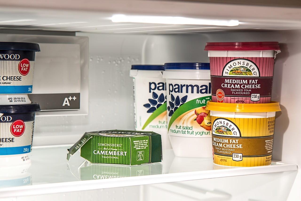 Refrigerator. Courtesy