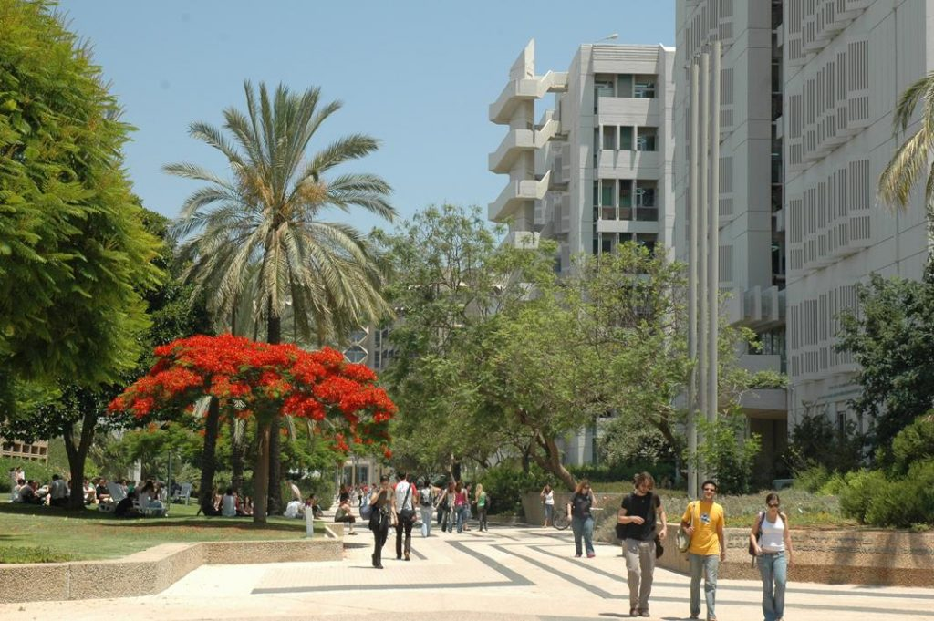 Tel Aviv University Campus via Flickr