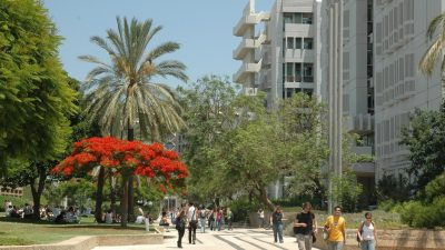 Tel Aviv University Campus