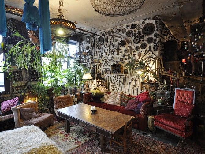 Splacer, artist loft