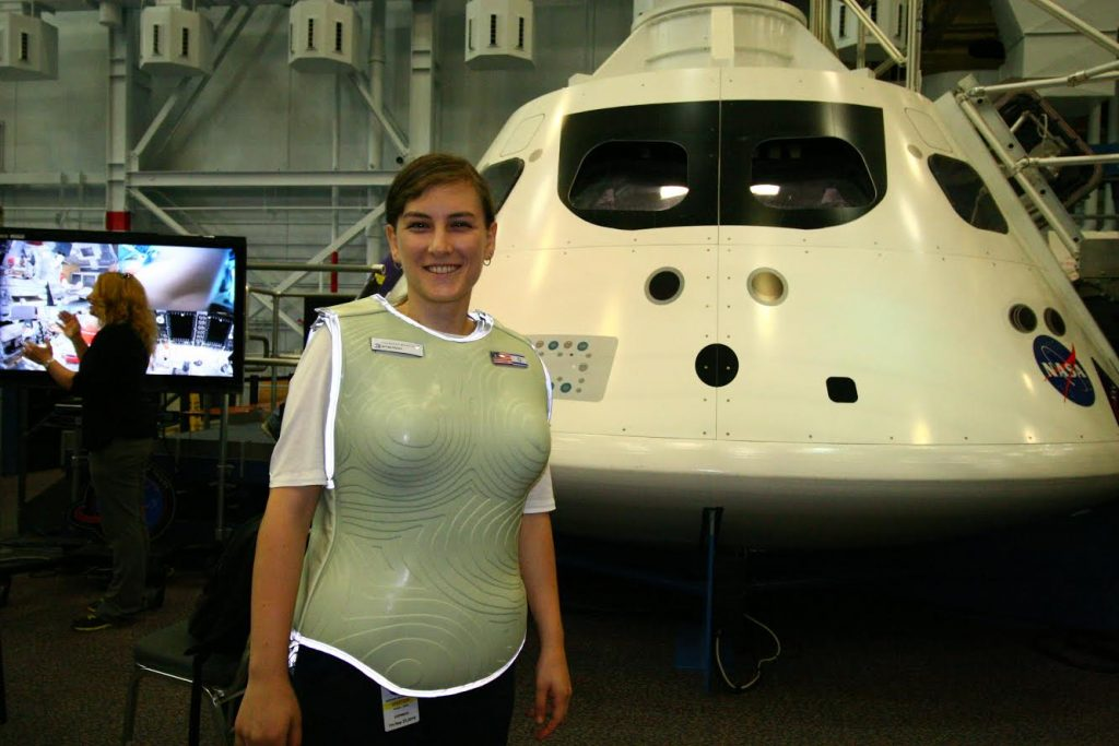 StemRad Mars suit, Courtesy