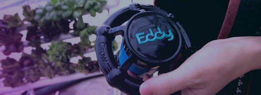 eddy hydroponic robot by flux