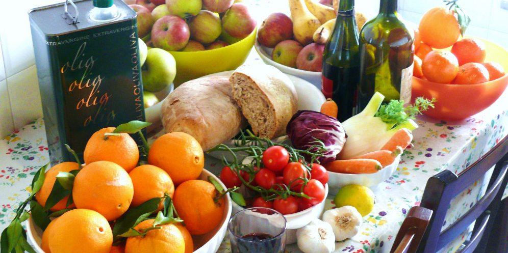 Mediterranean Diet via Pixabay