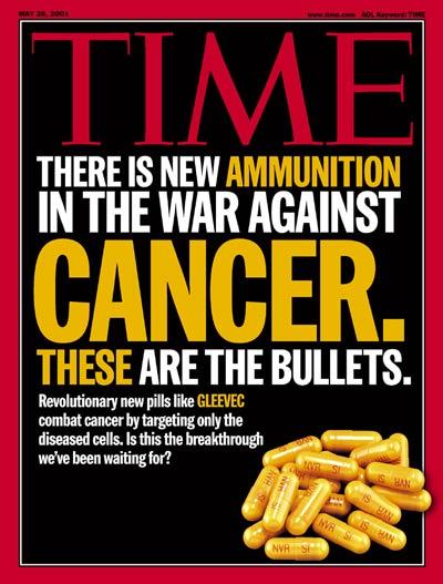 Gleevac, Time magazine