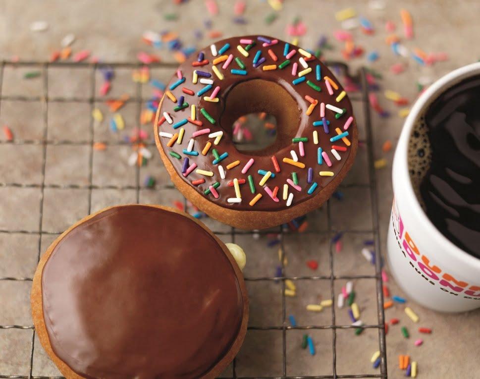 dunkin' donuts, courtesy