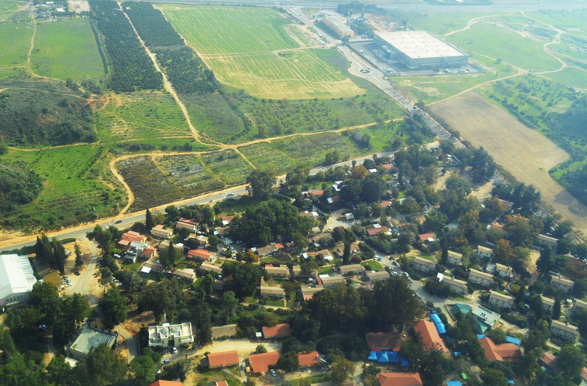 Kibbutz Givat Brenner via Amos Meron/WikiCommons