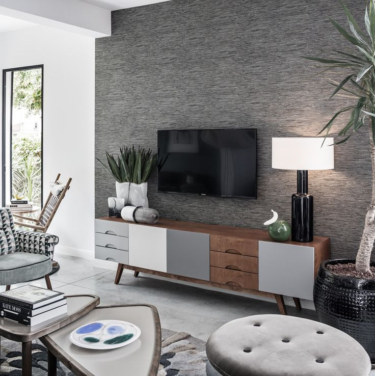 Living Room. Photo of Amit Giron and Tal Nissim for Open House Tel Aviv