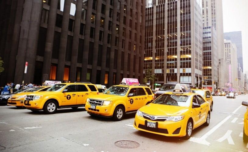 Taxis. Courtesy