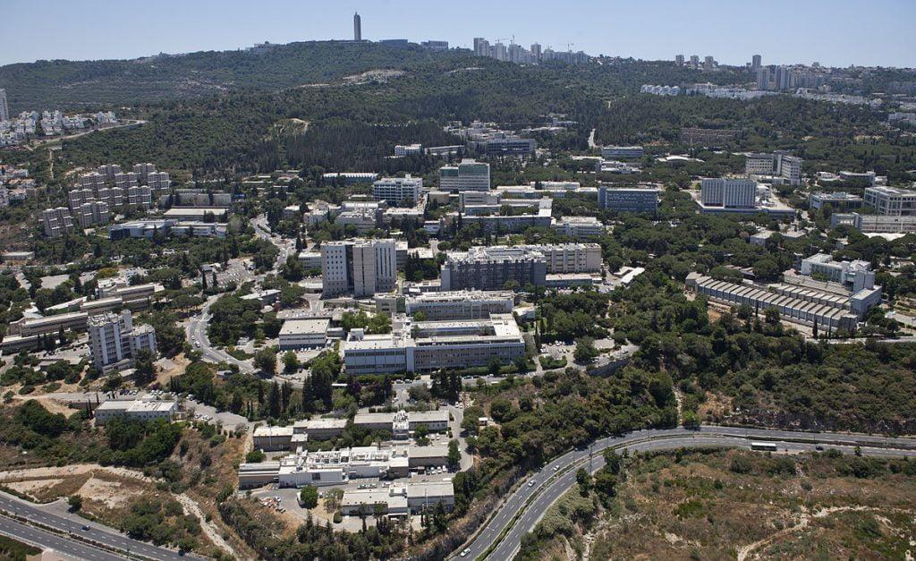 The Technion via Technion – Israel Institute of Technology Wikipedia Page