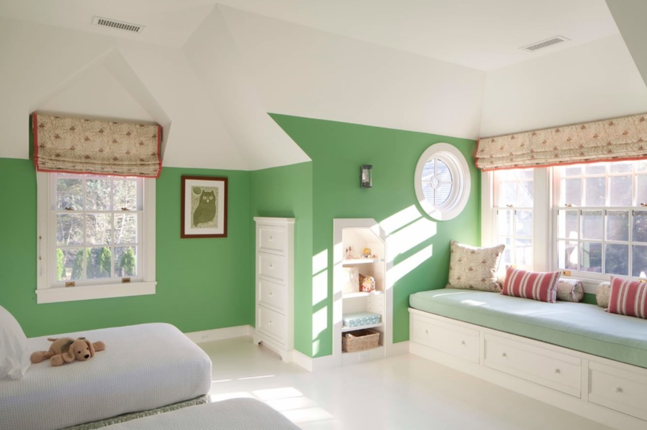 Child's Bedroom from Houzz. Courtesy
