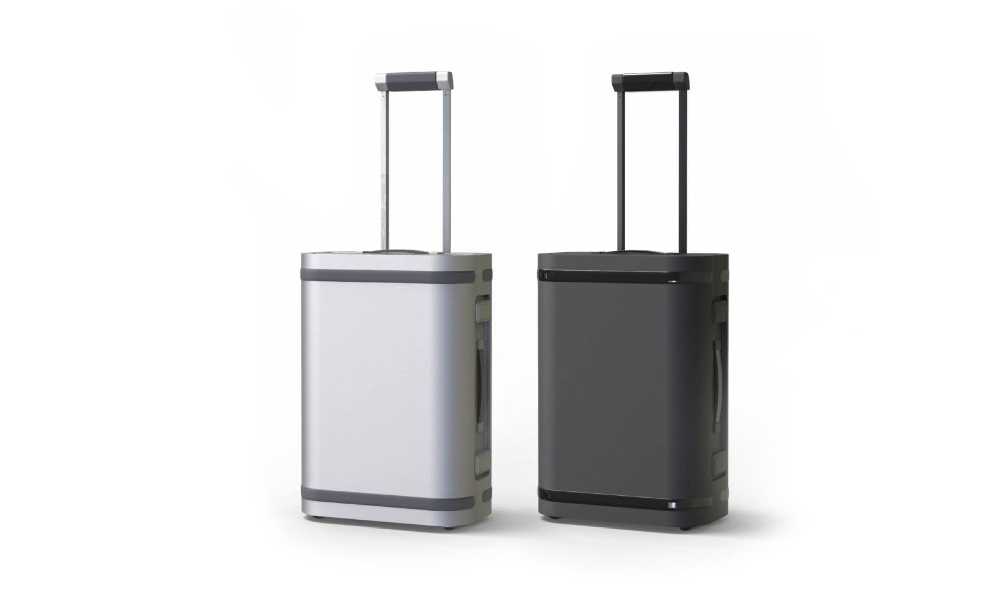 Samamra Kickstarter Two Suitcase, Courtesy