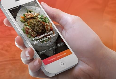 bitemojo app - culinary trips