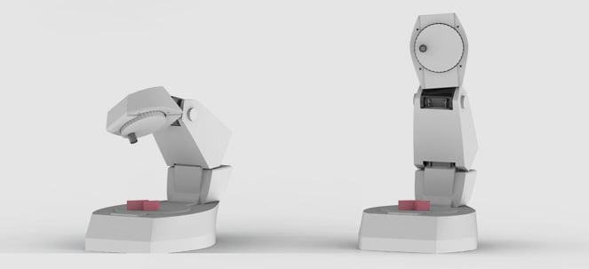 vyo robot guy hoffman