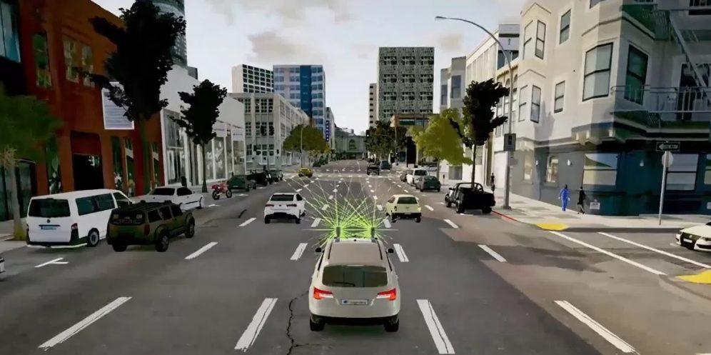 cognata 3d simulators for driverless cars