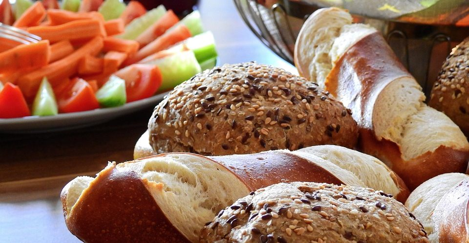 bread food insect protein